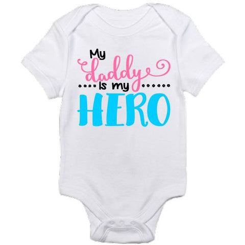 My Daddy Is My Hero - The  Little Reasons