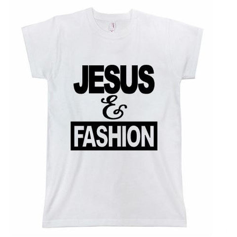 Jesus shirt Jesus and Fashion Ladies Tee - The  Little Reasons