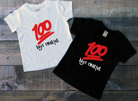100th Day of school Tee - The  Little Reasons
