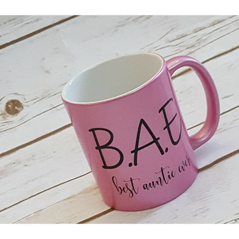 Best Auntie Ever Mug - The  Little Reasons