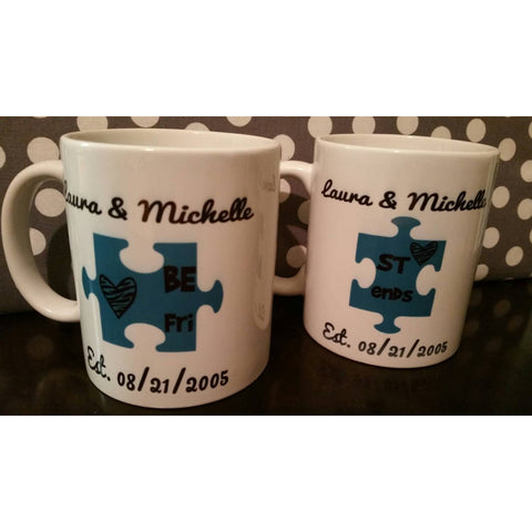 Best Friend Mug Set - The  Little Reasons