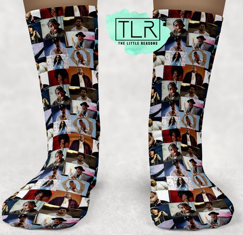 Hip Hop and RnB Socks