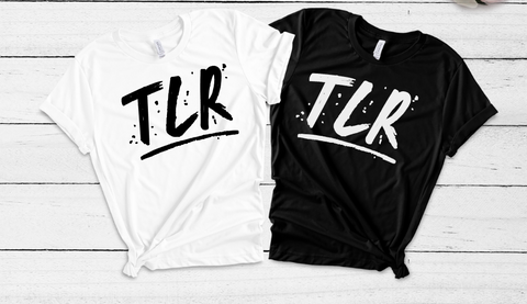 TLR Splatter Brand Adult Tee - The  Little Reasons