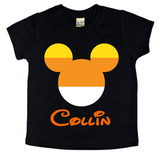 Mickey/Minnie Candy Corn Tee - The  Little Reasons