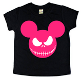 Mickey/Minnie Jack Skellington Tee - The  Little Reasons