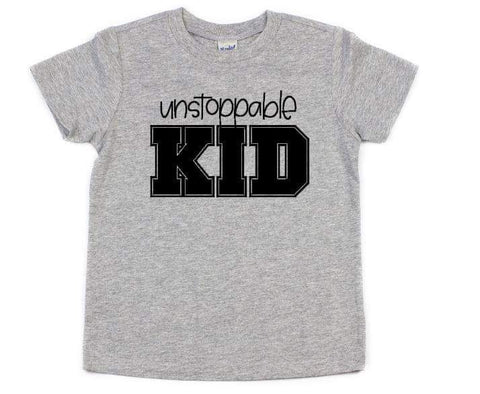 Unstoppable Kid Tee - The  Little Reasons
