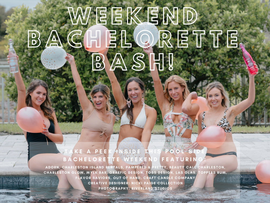 Low Country Bachelorette Weekend