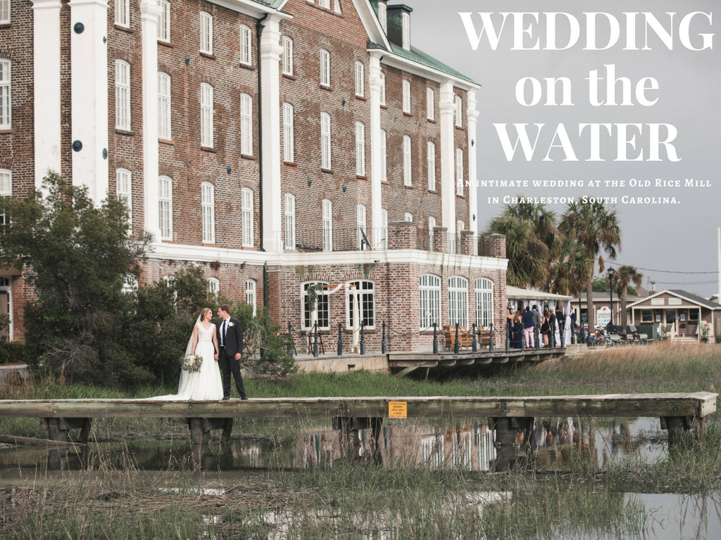 Wedding on the Water