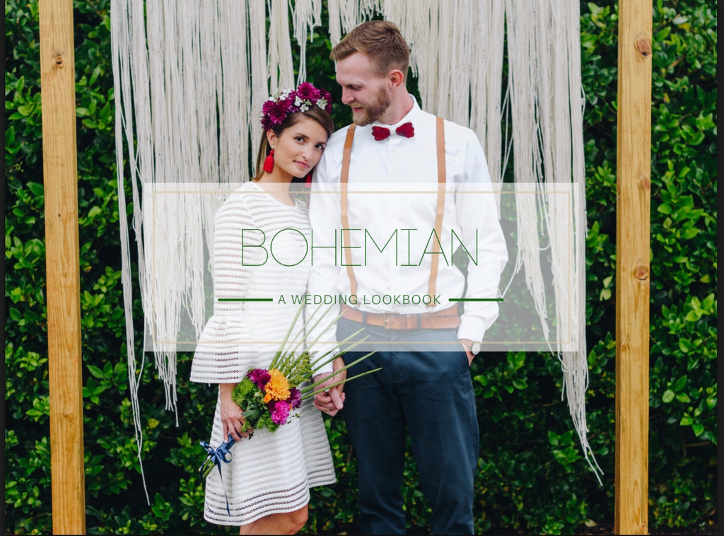 Bohemian Styled Look Book