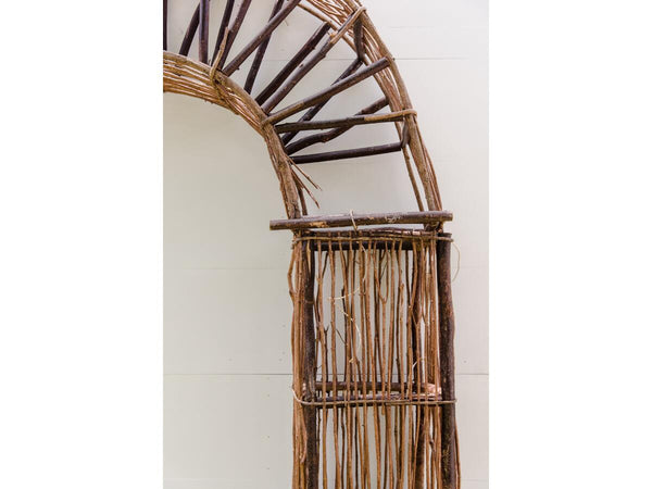 Wicker Arbor | Adorn Charleston