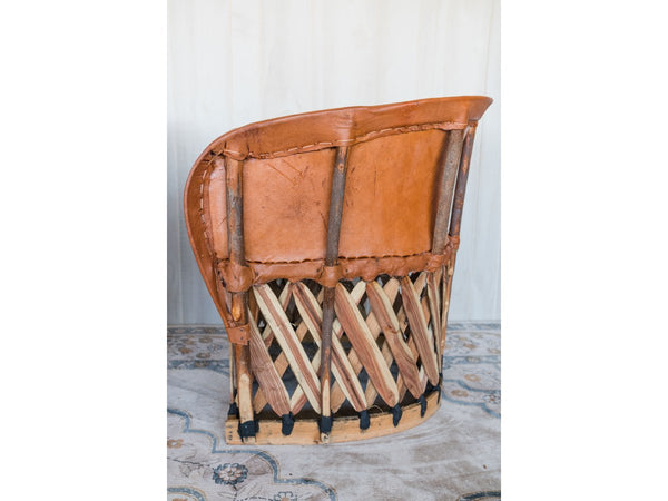 Ricky Leather Chair