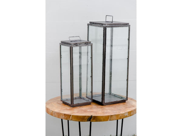Metal Lantern Set 2 | Adorn Charleston