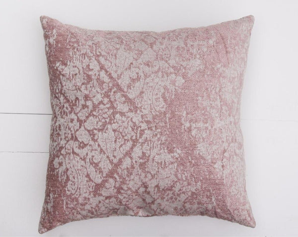 Pink Vintage Pillow | Adorn Charleston
