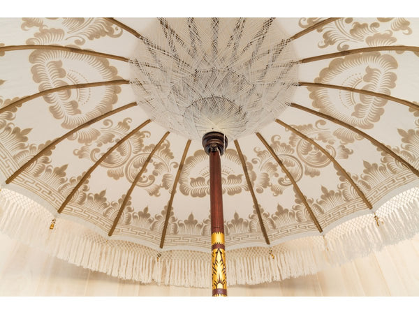 Balinese Tassel Umbrella