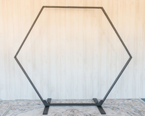 Black Octagon Arbor