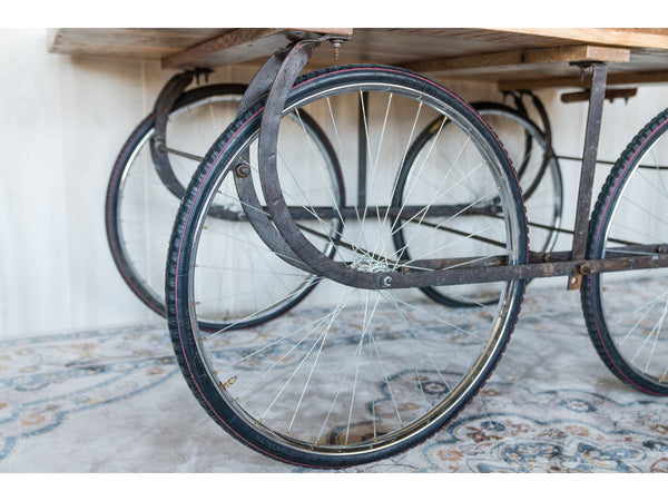 Lance Bicycle Table