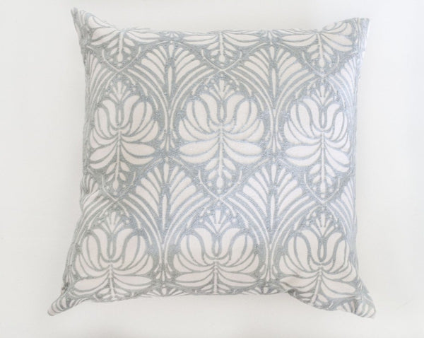 Celadon Lotus Pillow