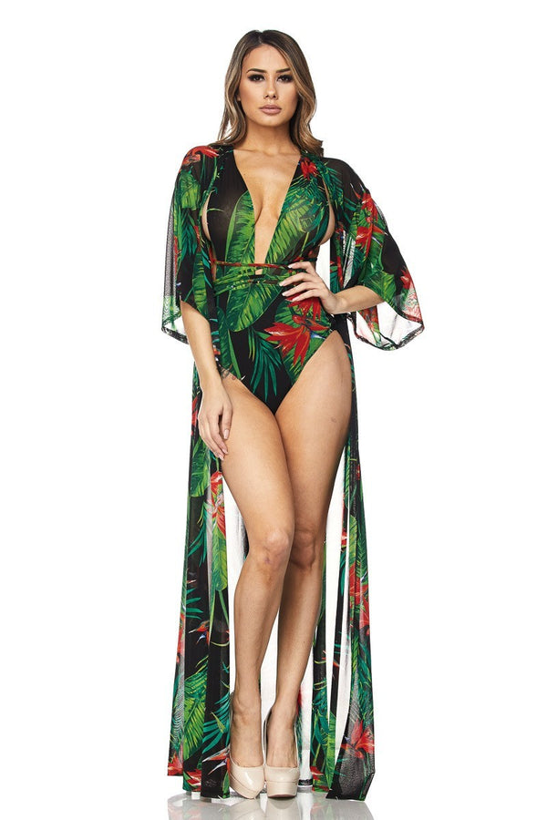 Jungle Swimsuit