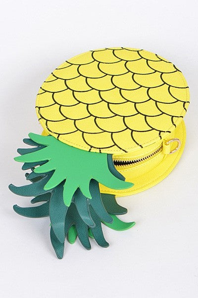 Pineapple Crossbody