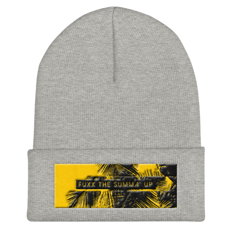 Fuxx the Summa Up Beanie
