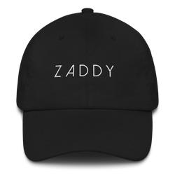 Zaddy Dad Hat