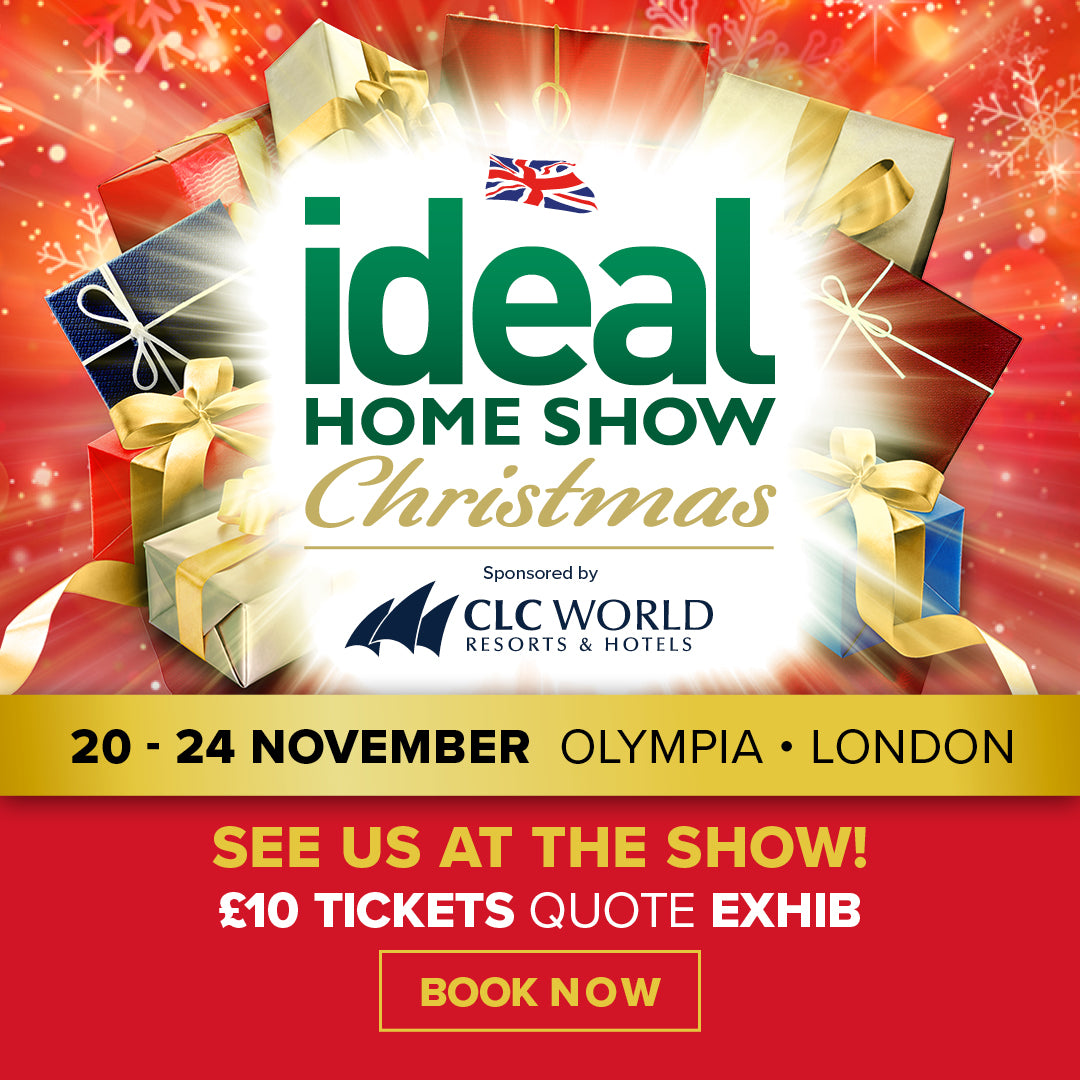 Dollbaby London at the Ideal Home Christmas Show 20-24th Nov 2019
