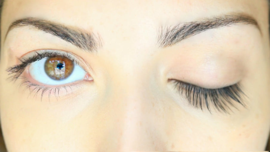 5 Top Tips For Healthy Natural Eyelashes