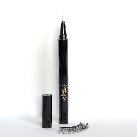 dollbaby duo pen in clear