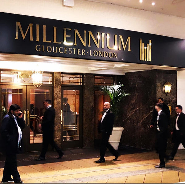 millennium gloucester hotel dollbaby london hair and beauty awards