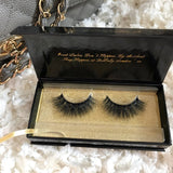 dollbaby london Fierce mink eyelashes 3
