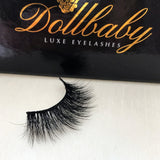 dollbaby london Fierce mink eyelashes 2