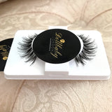 Dollbaby London chica human hair eyelashes 3