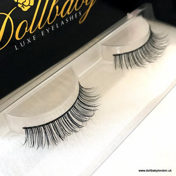 'Candy' Platinum Natural Tapered Mink Eyelashes