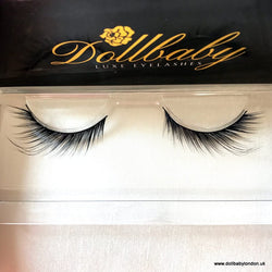 dollbaby london tease mink eyelashes