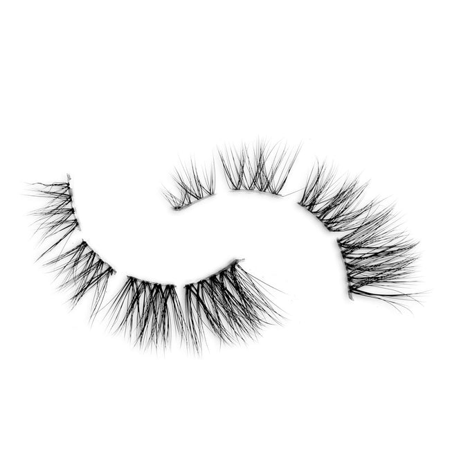 'Finest' Pre-Cut Demi Wispies Everyday Lashes - Invisible Lash Band