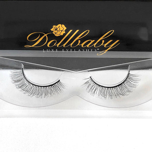 short & sweet ultra fine natural false eyelashes