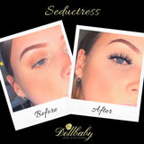 dollbaby london false eyelashes seductress