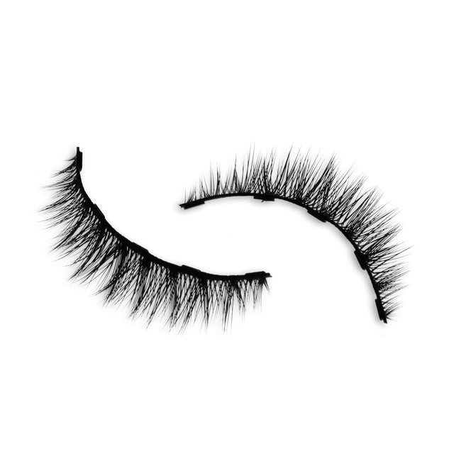 'Milan' Magnetic Eyelashes Light & Natural