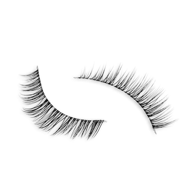 'Paris' Strip Eyelashes (Non-Magnetic) - Most Light & Natural