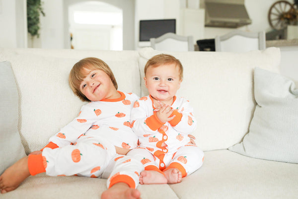 Pumpkin Dream Pajamas