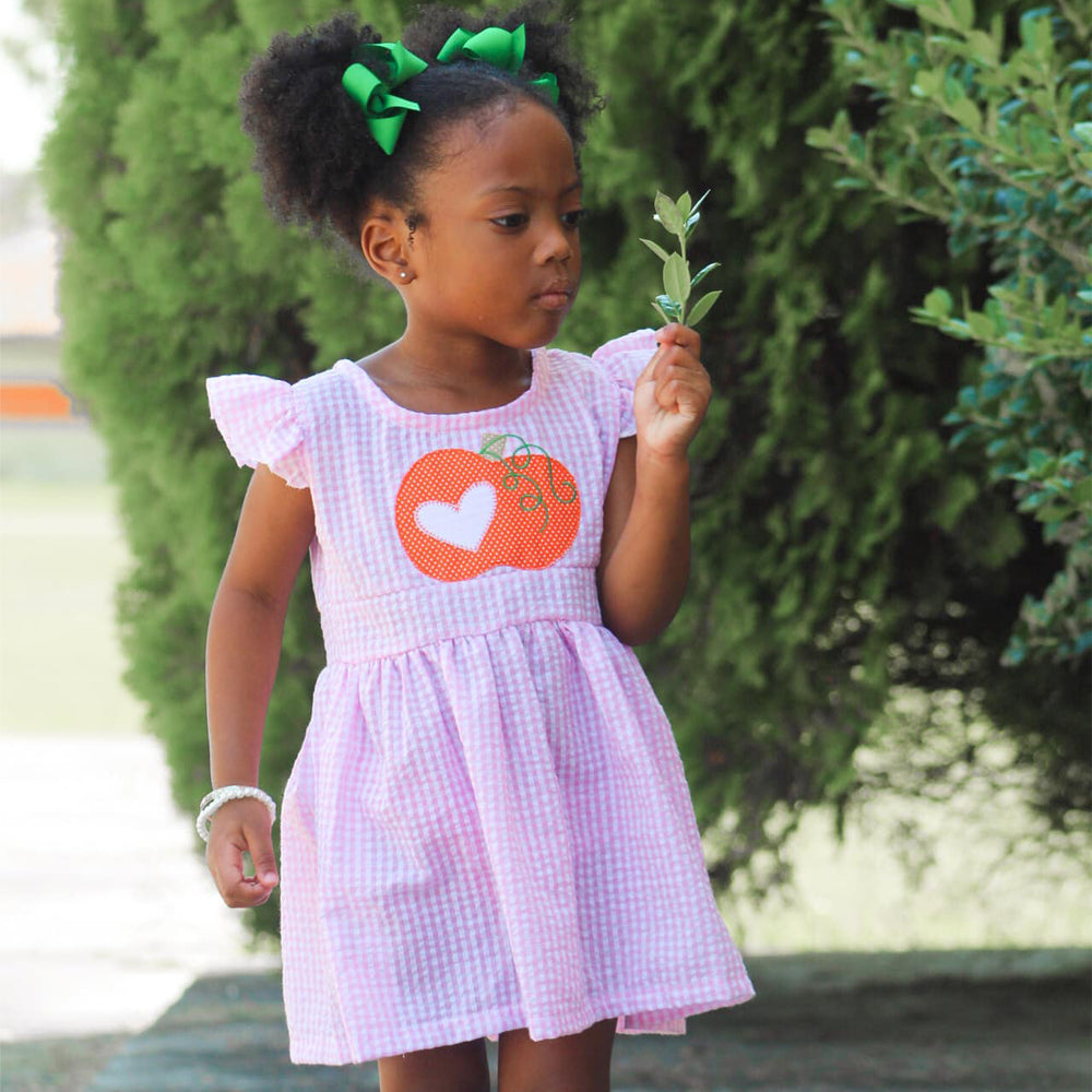 Pumpkin Heart Dress
