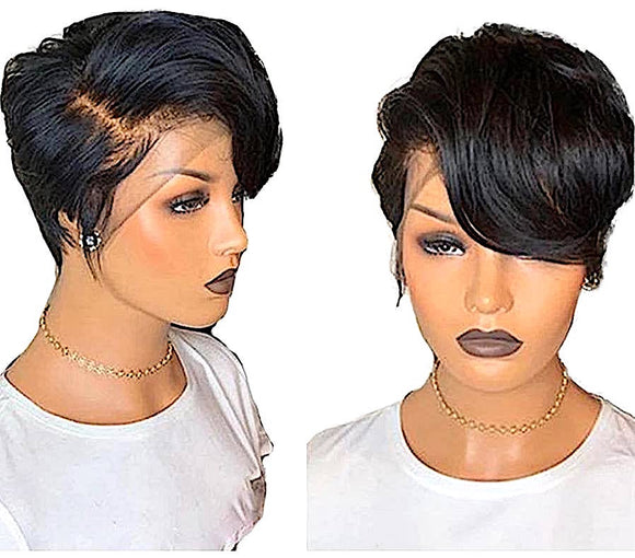 Short Pixie Cut Wigs
