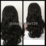 Natural Body Wave Lace Front Wig