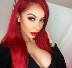 (Madison) HD lace front wig with deep shifting part middle or side