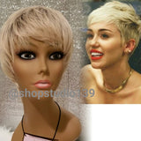 Sarah the perfect for all pixie cut wig