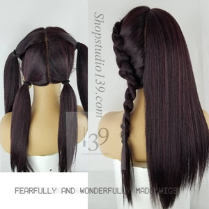 Sky has multiple parting can be worn multiple way a must have wig perfect for all skin tones