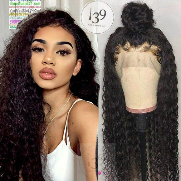 Wet & Wavy Lace Front 360 Wig