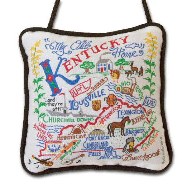 My Old KY Home Mini Pillow
