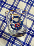 Political Party Old Fashioned Glasses