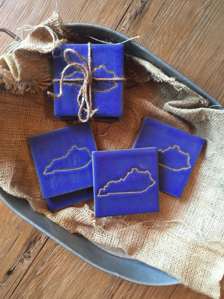 KY Pottery Coaster